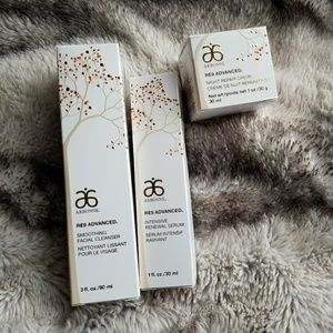 NEW IN BOX Arbonne RE9 Advanced Night Routine